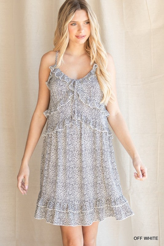 Spotted By You Dress
