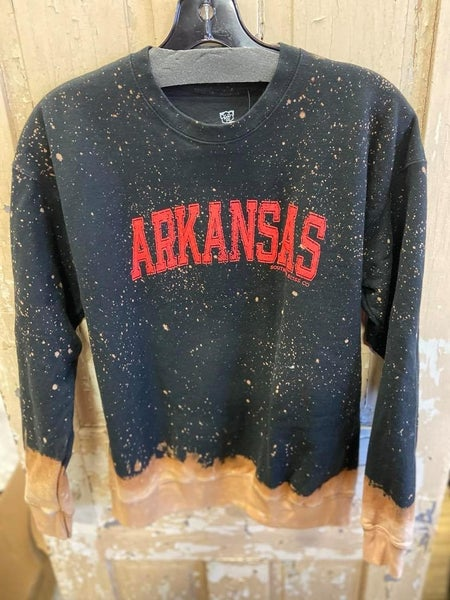 Show Your Spirit Sweatshirt - Arkansas