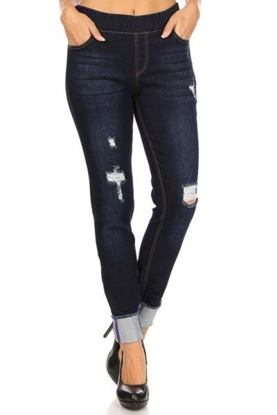 Truly Tempting Jeggings