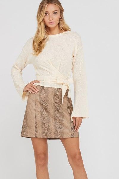 Alone Together Skirt