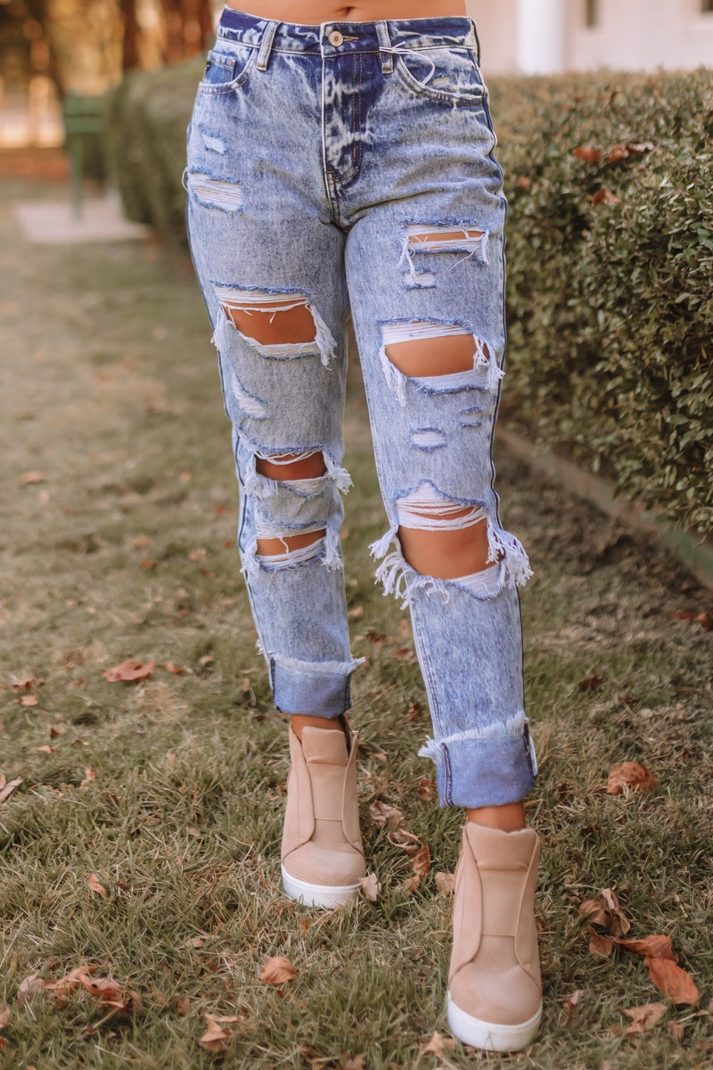 Back In Time Jeans
