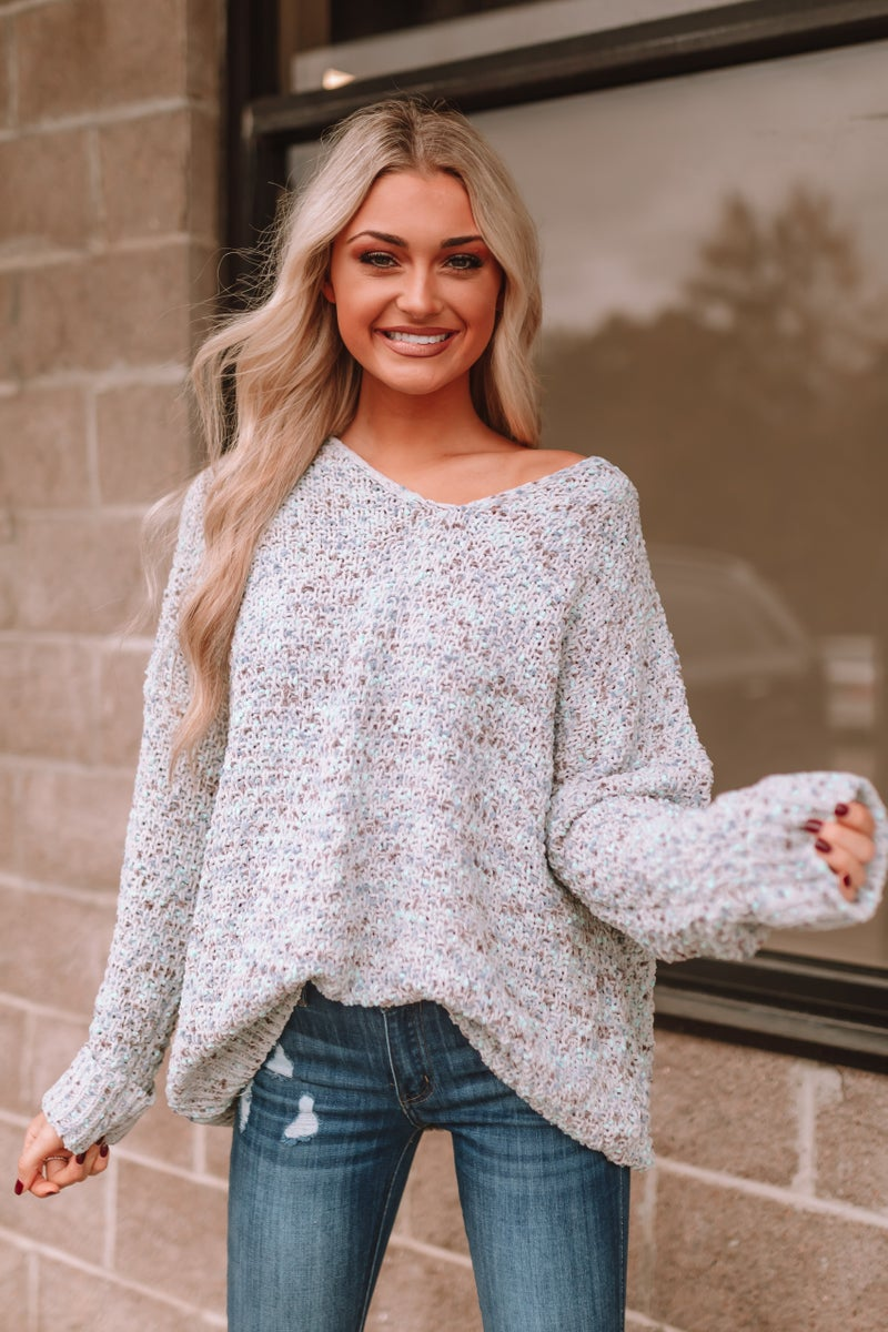 Endless Possibilities Sweater