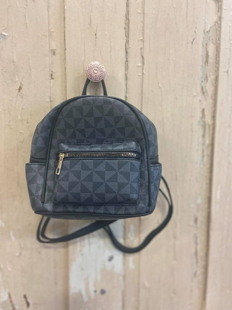 Around Downtown Mini Backpack Purse