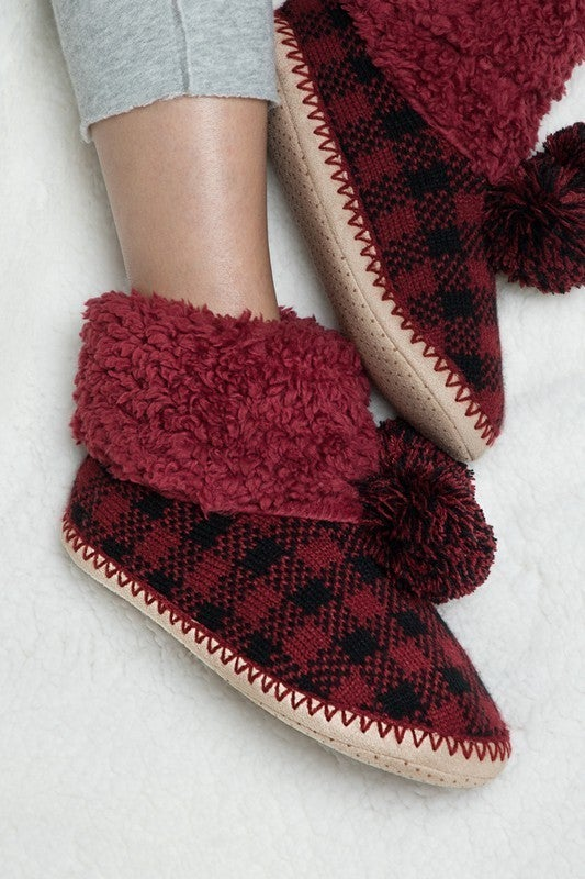 Tread Lightly Slippers