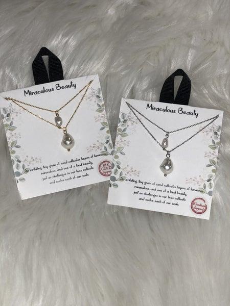 Miraculous Beauty Necklace
