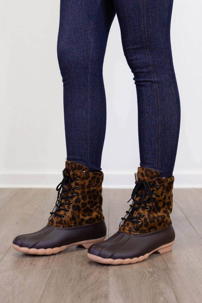 All The Fall Feels Boot