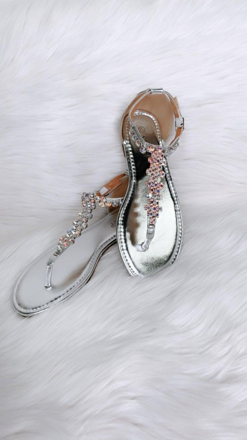 Flashing Lights Sandals