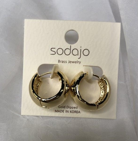 Be Bold Earrings