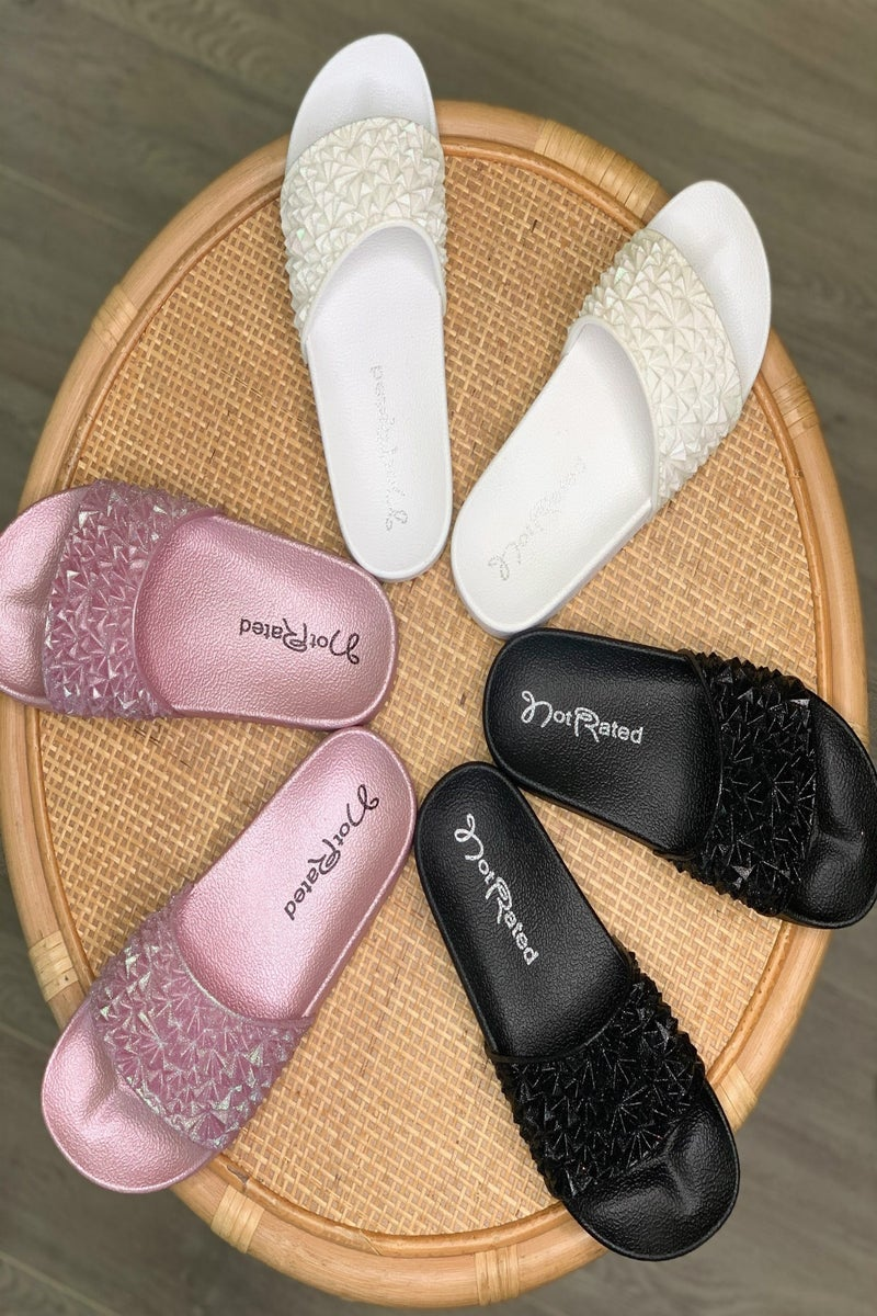 Slide This Way Sandal