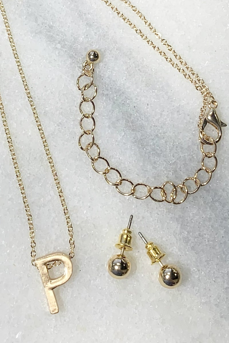 You're My Weakness Necklace Set