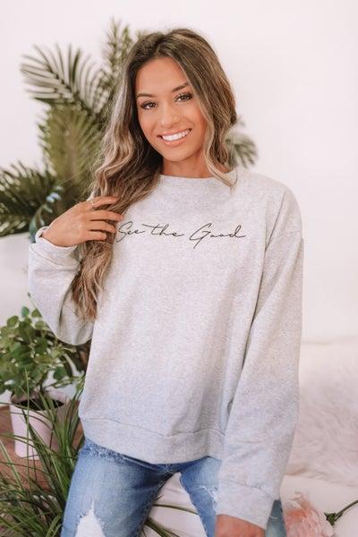 See The Good Sweatshirt