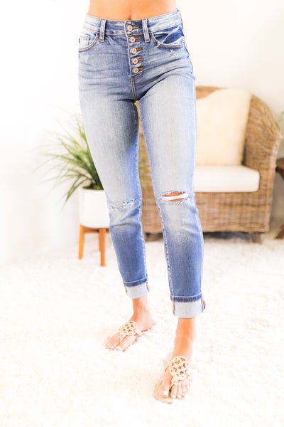 All The Way Up Jeans