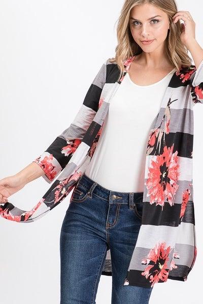 So Much In Common Kimono