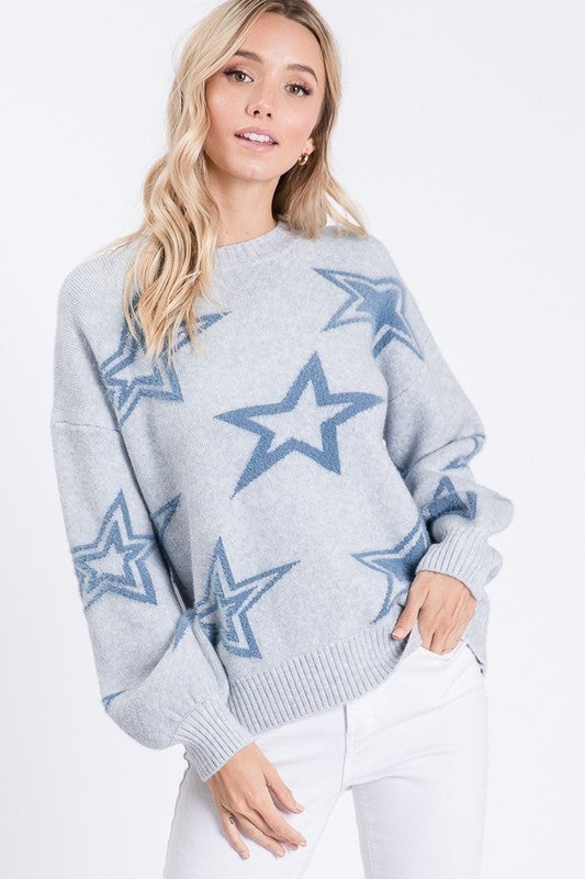 Upon The Stars Sweater