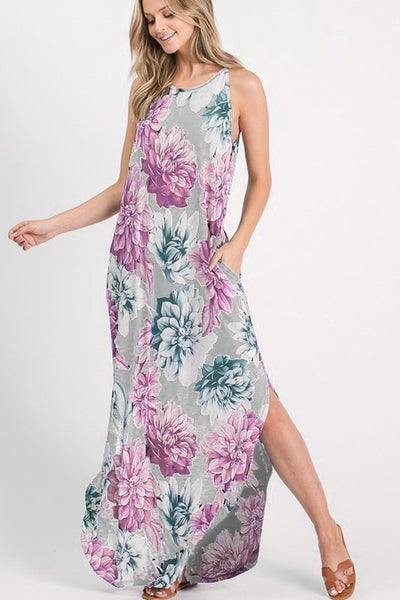 Believe In Me Maxi Dress