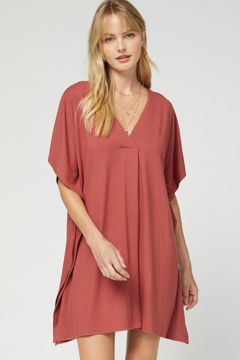 Edge Of The Moment Tunic