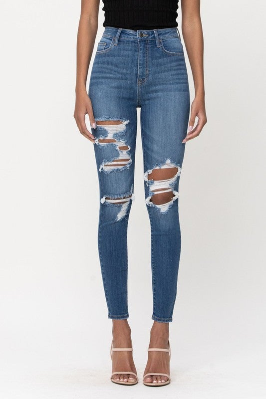 Festive Feels Jeans