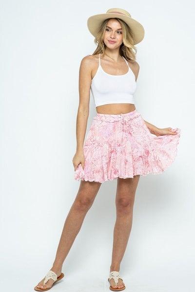 Shadow Wanderer Skirt
