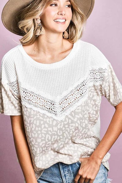 Message Of Romance Top