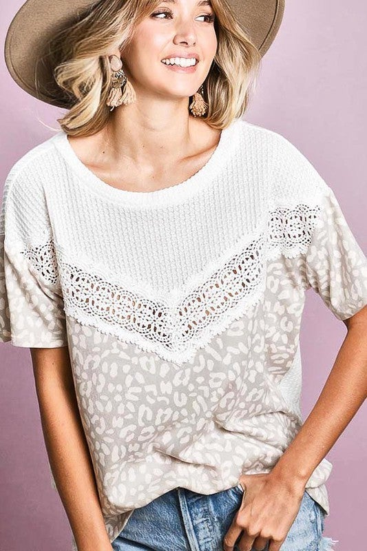 Message Of Romance Top +