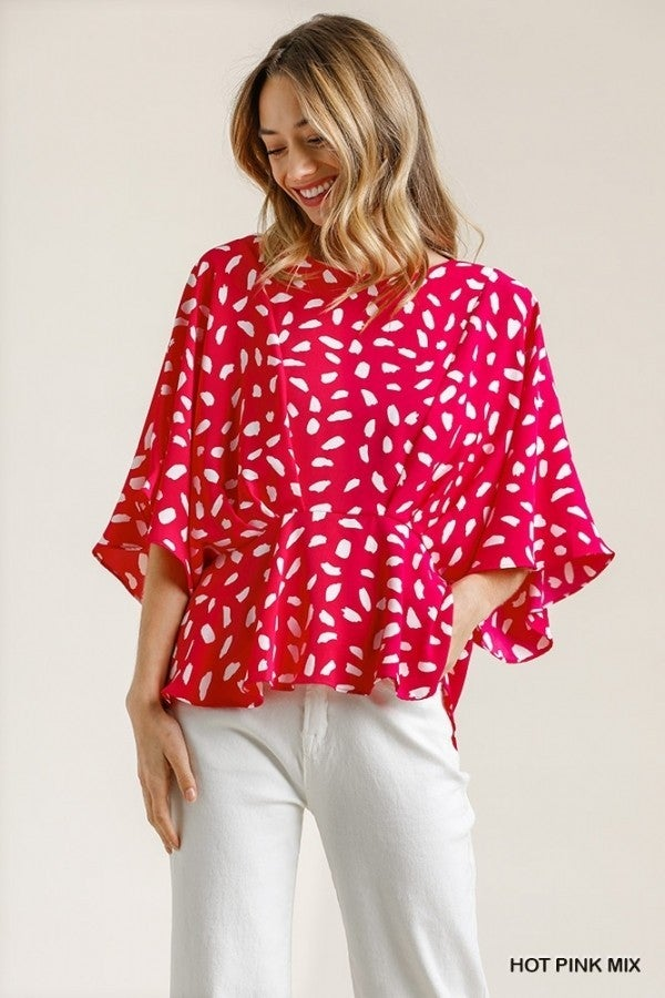 Friendly Nature Top