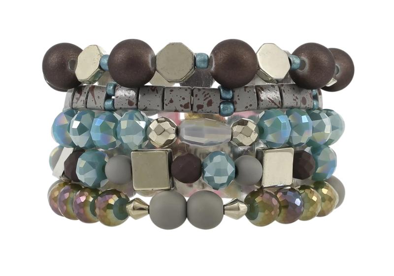 Julius Erimish Bracelet Stack Set