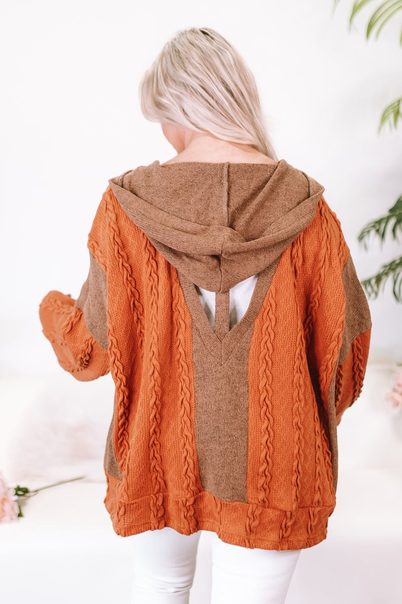 Surrounded By Warmth Sweater