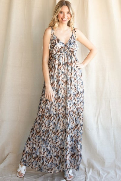 Over The Moon Maxi Dress