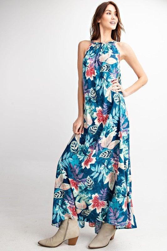 Outshine You Maxi Dress