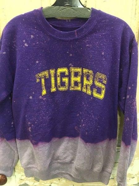 Show Your Spirit Sweatshirt - Tigers