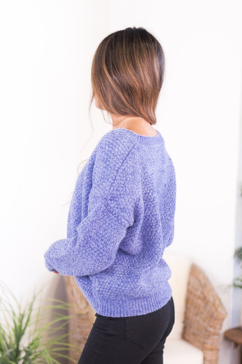 Clearly In Love Sweater
