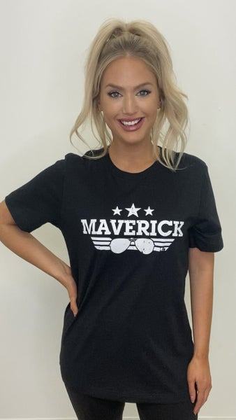 Maverick Graphic Tee