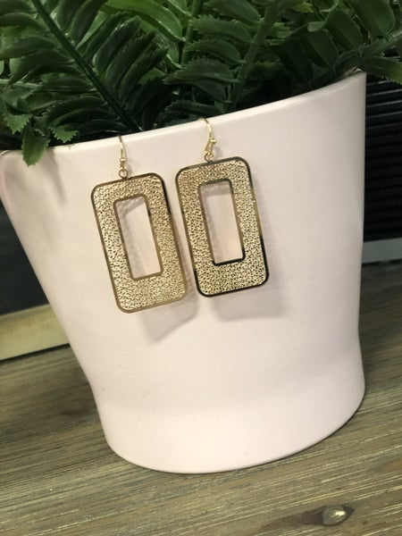 Truth Be Told Earrings