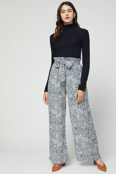 Wide Open Love Pants