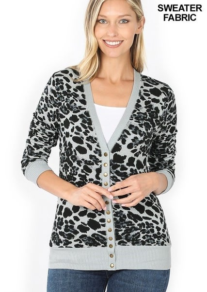 My Kind Of Style Cardigan