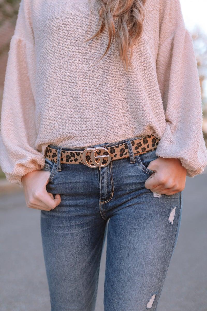 It's Just Me Belt