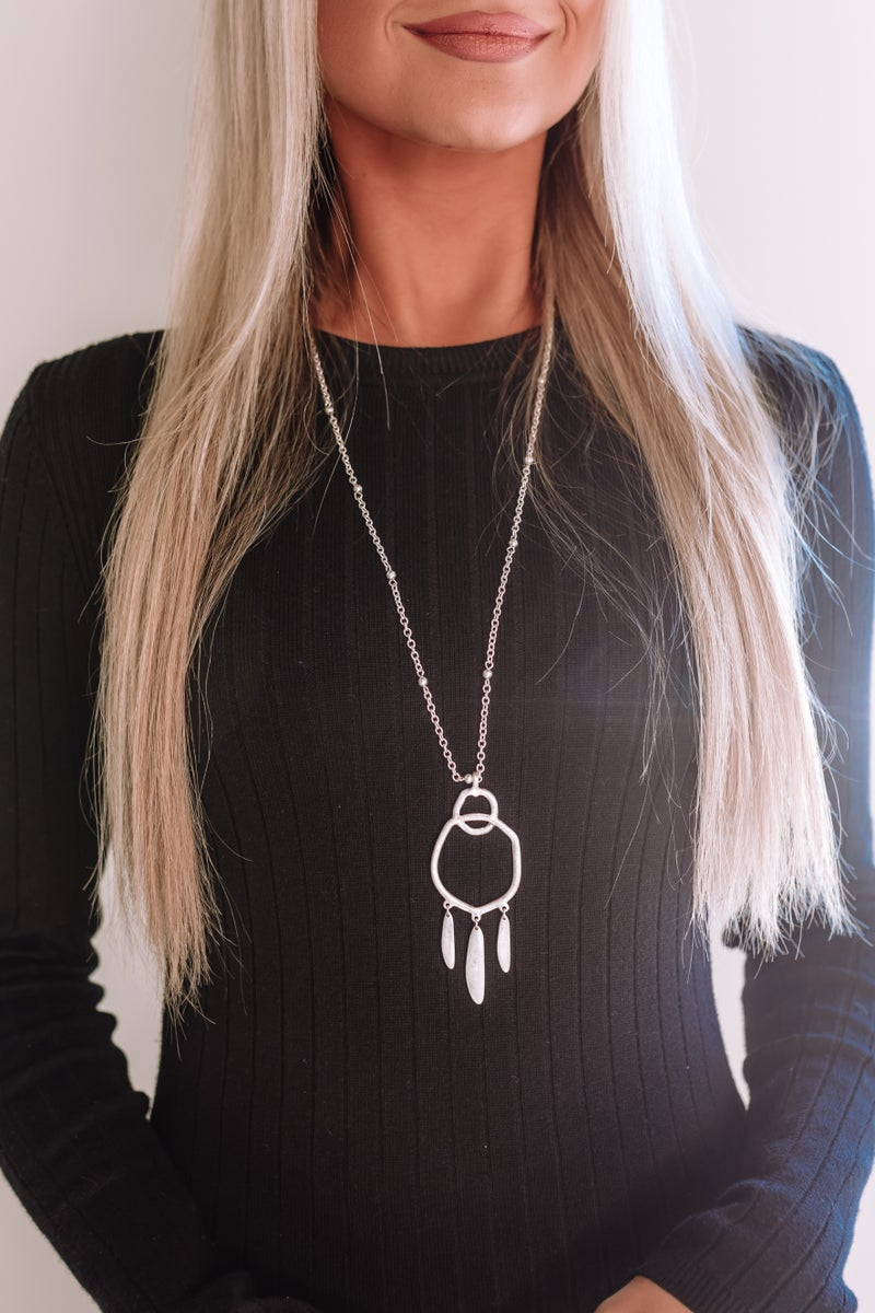 Stay Connected Necklace