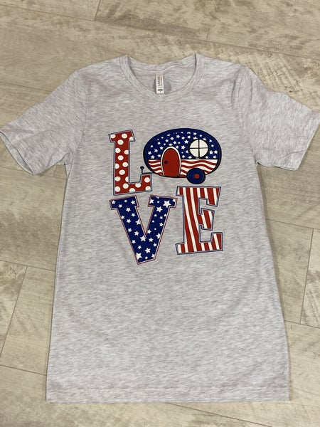 Love Camper Graphic Tee
