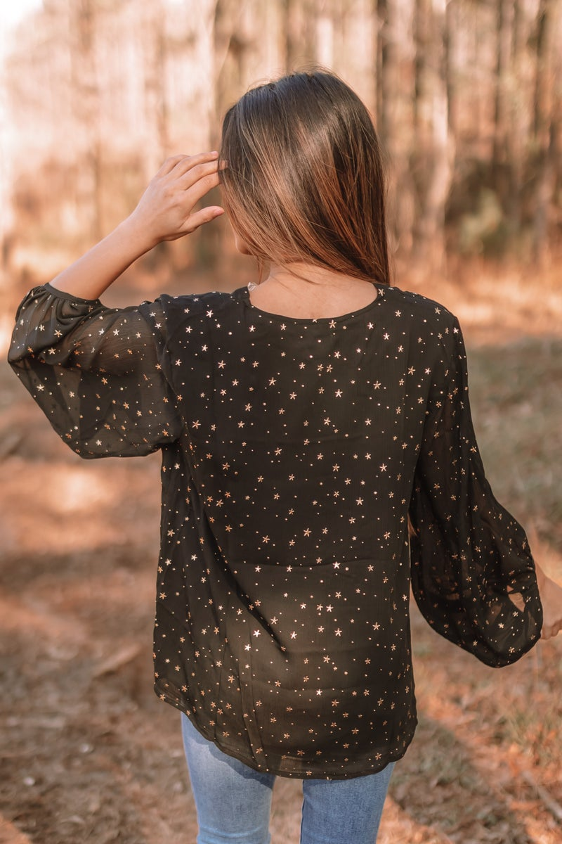 Fall For A Shooting Star Top