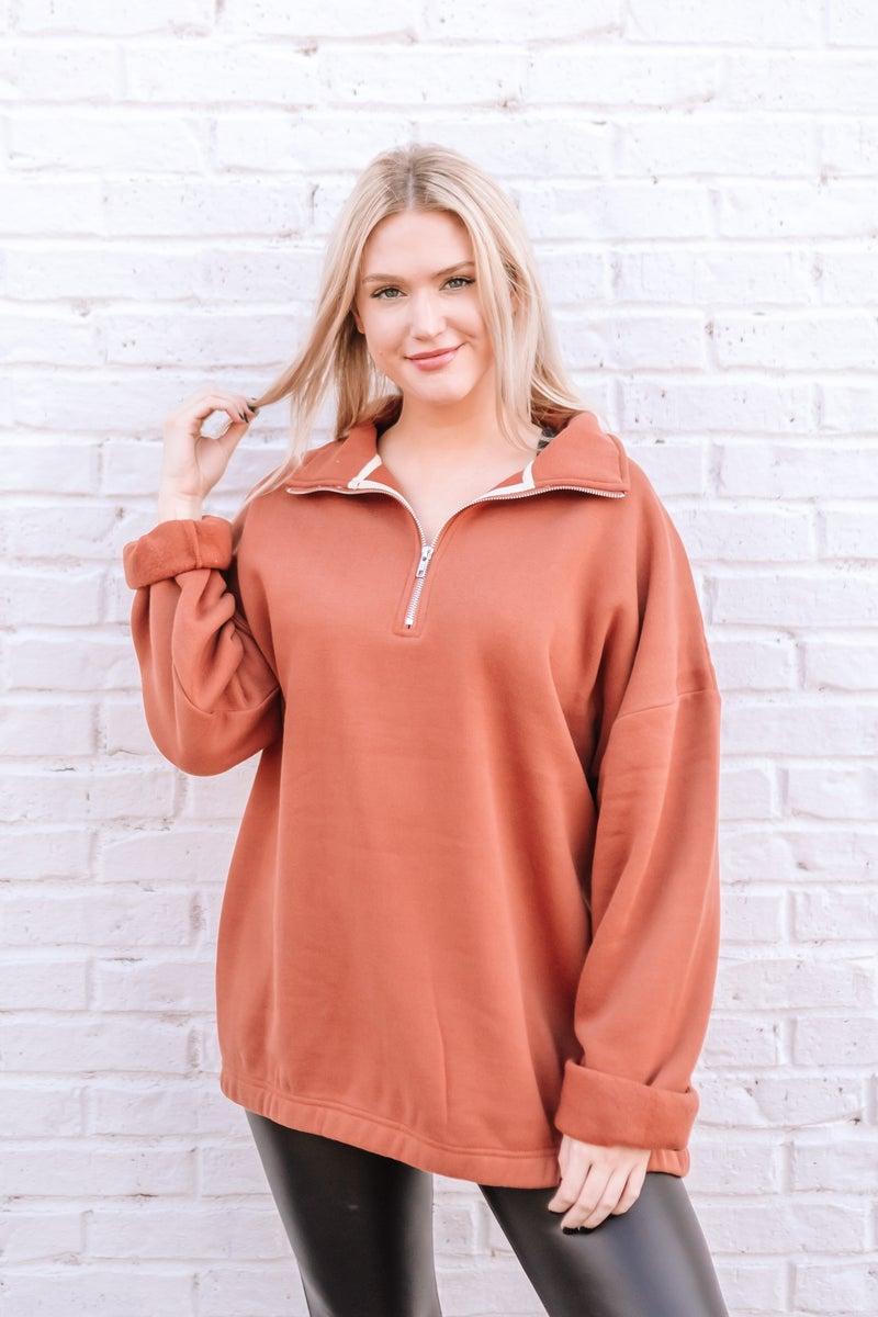 Cozy Confessions Pullover