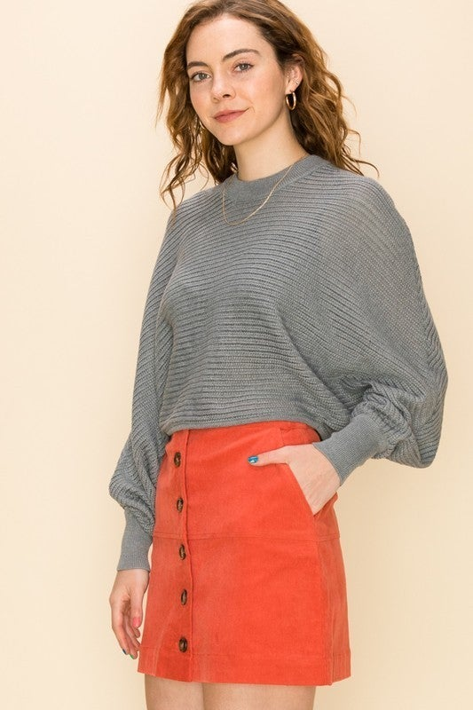 The Fashion District Sweater