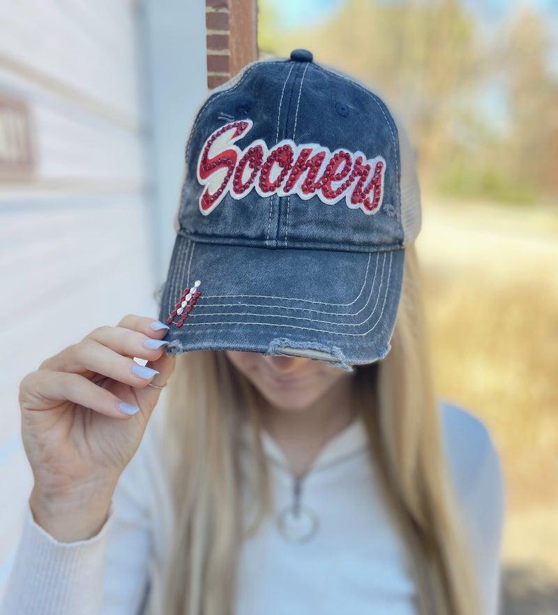 Go Sooners Hat