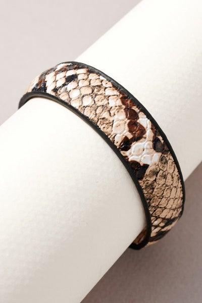 Snake Charmer USB Charging Bracelet