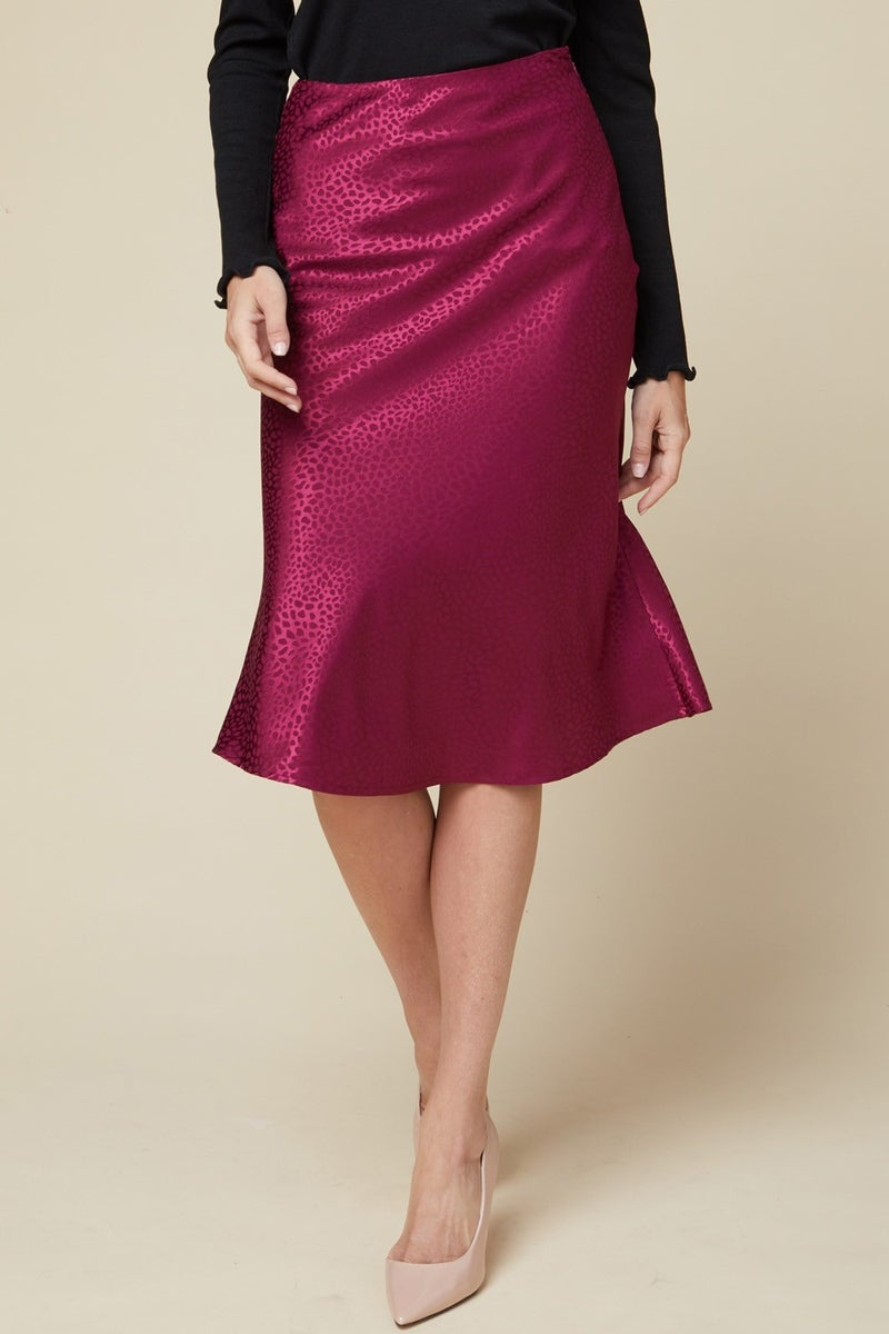For The Dramatic Skirt