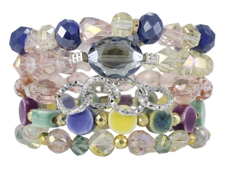 Rock Candy Erimish Bracelet Stack Set