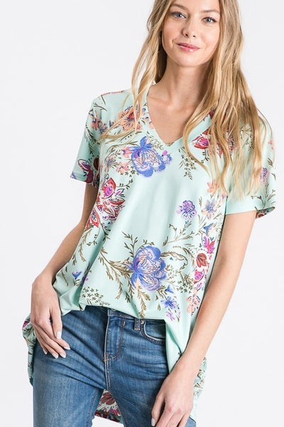 Floral Days Top