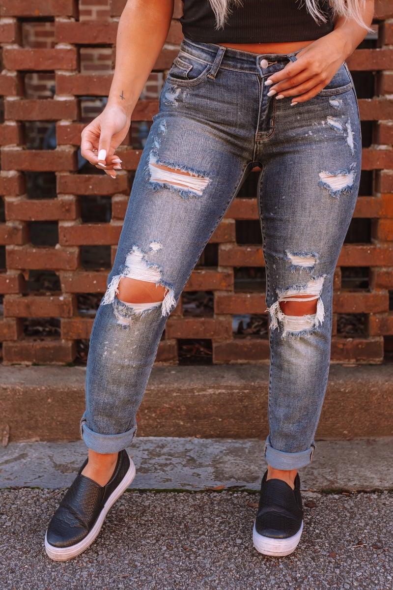 Change The Tempo Jeans