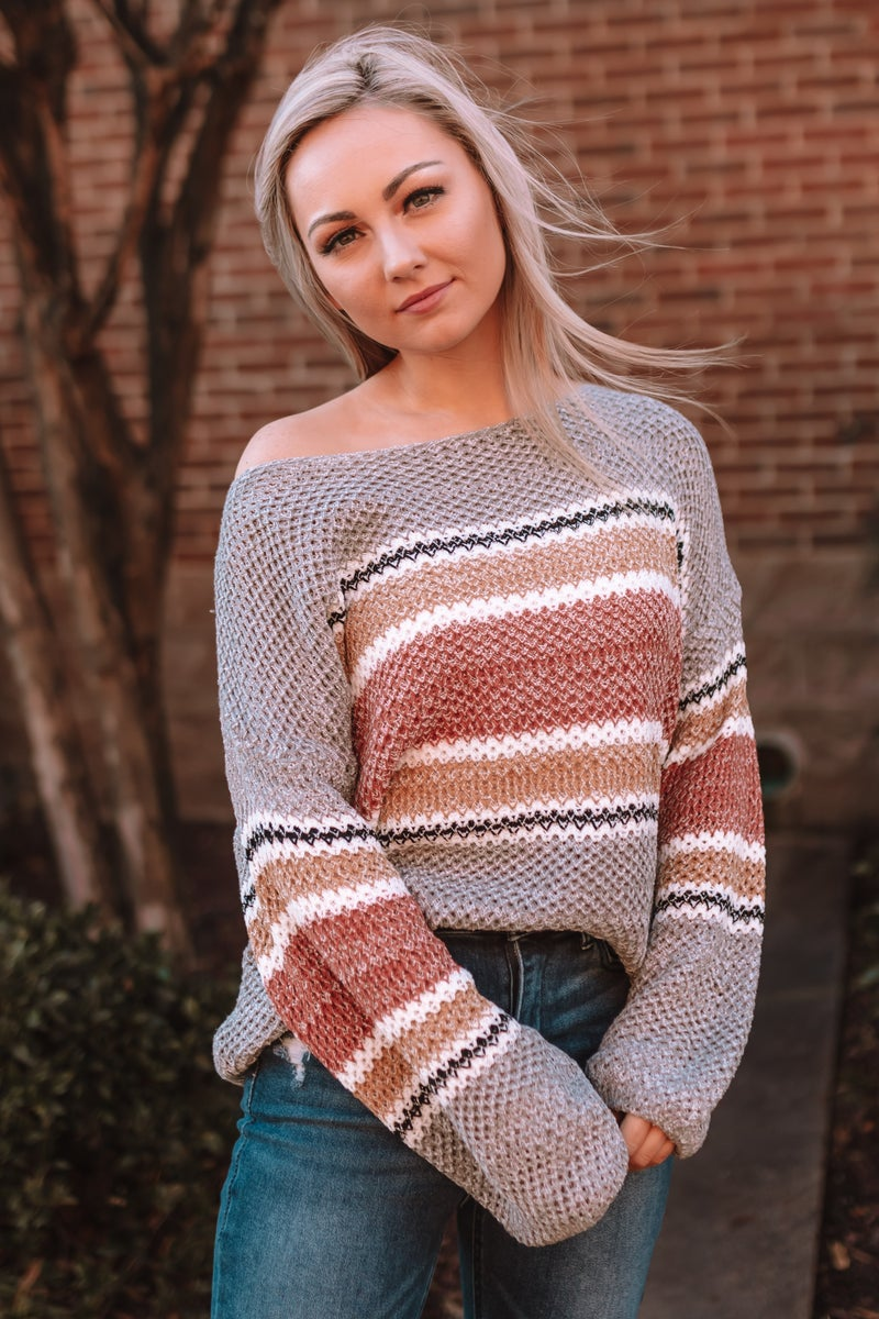 By The Firelight Sweater