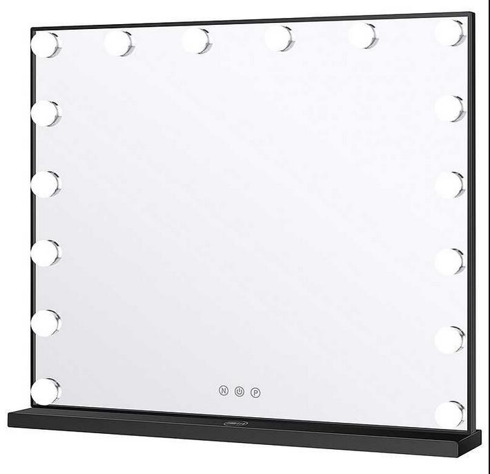 Large 16 LED Bulb Vanity Mirror