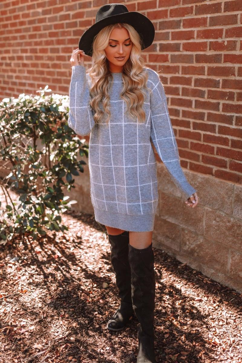 Central Park Sweater Dress